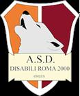 Logo dell'A.S.D. Disabili Roma 2000 onlus