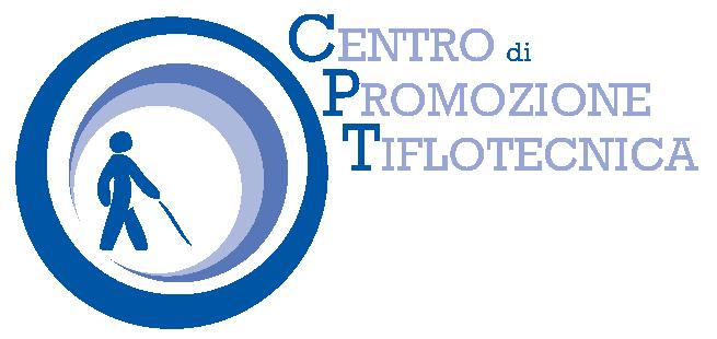 Logo del Centro di Promozione Tiflotecnica di Roma