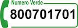 numero verde 800 701 701