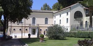 Facciata del museo